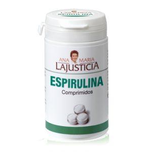 Spirulina Ana Maria Lajusticia