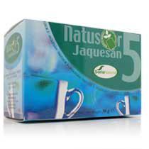 Natusor 5 Jaquesan Infusion de Soria Natural para tratar la jaqueca