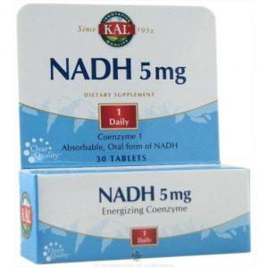 NADH de KAL y el tratamiento del síndrome de la fatiga crónica