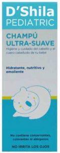 Champú ultra suave D'Shila Pediatric para niños
