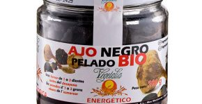 Ajo negro pelado Vegetalia Bio, refuerza nuestras defensas
