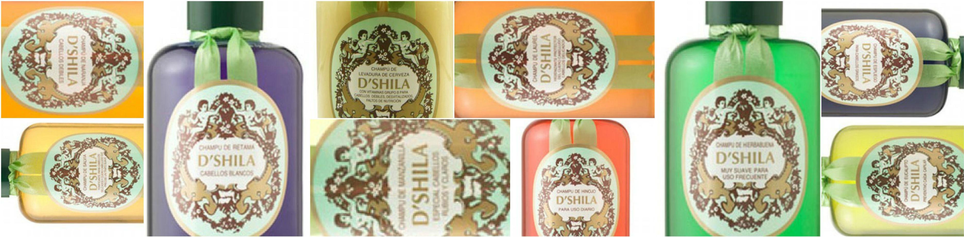 Champús D'Shila Classics