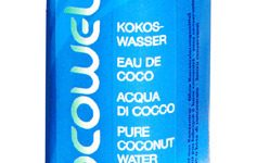 Cocowell, agua de coco 330 ml de 100% Natural