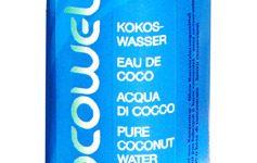 Cocowell, agua de coco 330 ml de 100% Natural