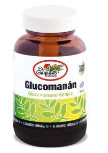 Glucomanano konjac El Granero Integral y las dietas de adelgazamiento