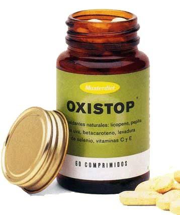 Oxistop Masterdiet, antioxidantes naturales que protegen tu piel