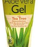 Gel Aloe Vera ecologico con árbol de te de Evicro suaviza y regenera la piel seca