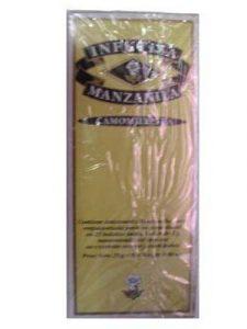 La manzanilla filtro Infutisa para infusión, mejora tu digestión se presenta en envases de 25 filtros y se emplea frecuentemente para mejorar la digestión