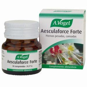 Aesculaforce forte Alfred Vogel tratamiento para piernas cansadas o pesadas