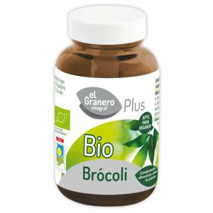 Brocoli Bio El Granero Integral alto poder antioxidante gracias a su contenido en Vitamina A, Beta Caroteno (pro Vitamina A) y Vitamina C, que contribuyen a proteger al organismo del daño oxidativo.