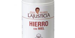 Hierro con miel de Ana Maria Lajusticia y las anemias