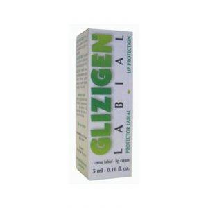 Glizigen crema labial altamente hidratante para labios agrietados