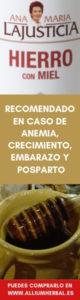 Hierro con miel 135 gramos de Ana Maria Lajusticia