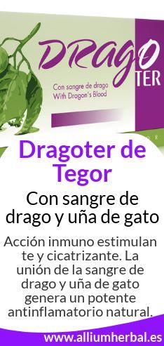 Comprar Dragoter de Tegor en alliumherbal.os
