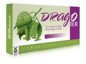 Dragoter de Tegor con acción inmunoestimulante y cicatrizante