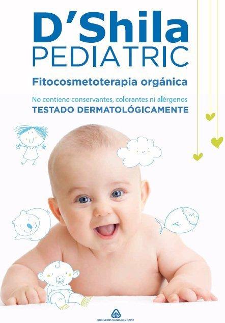 Emulsión corporal para bebés 200 ml de D'Shila Pediatric