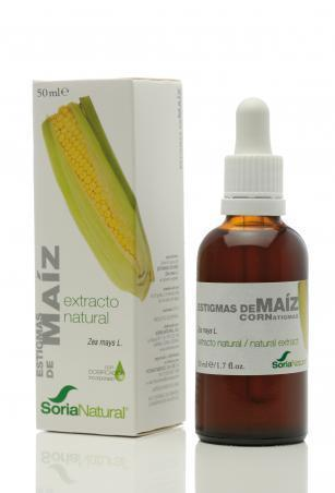 Extracto de estigmas maíz 50 ml de Soria Natural