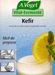Fermentos kefir polvo vital ferment de Alfred Vogel