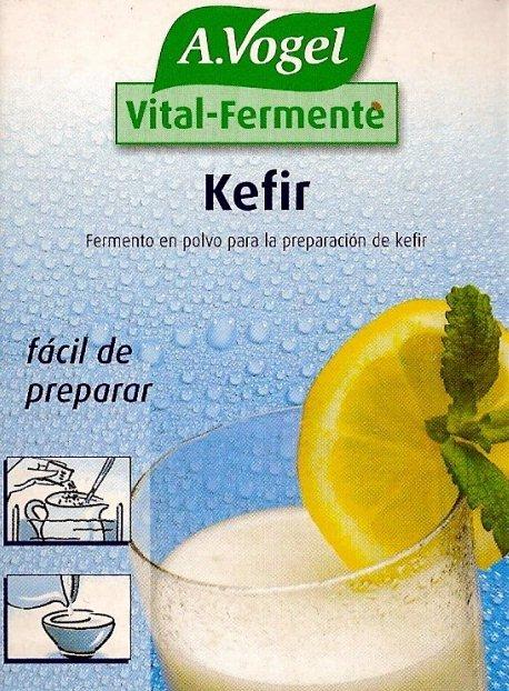 Fermento kefir Alfred Vogel polvo vital ferment