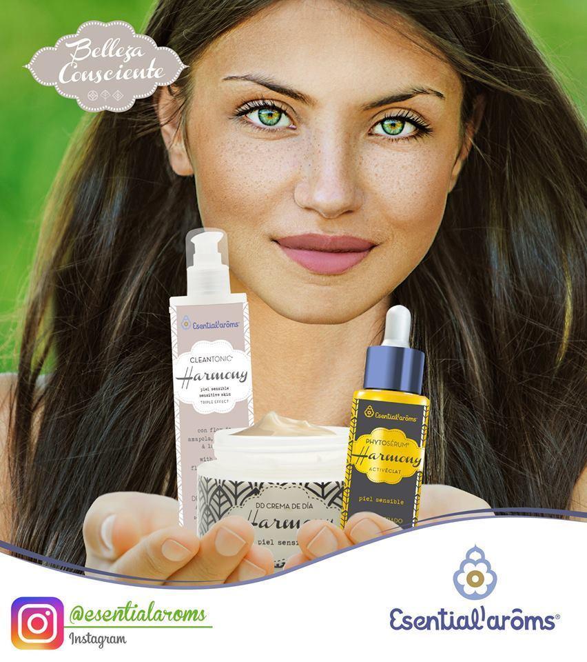 Phytosérum Harmony Esential´arôms Piel sensible de devuelve el volumen a la piel