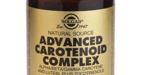 Carotenoides complex avanzado de Solgar
