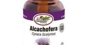 Alcachofera forte de El Granero Integral diurética, depurativa y ayuda a controlar los niveles de colesterol