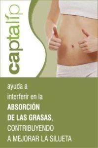 Captalip 14 sobres de Soria Natural, ayuda a interferir la absorción de grasas