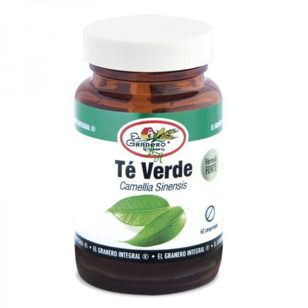Te verde forte de El Granero Integral, aporta antioxidantes a tu dieta