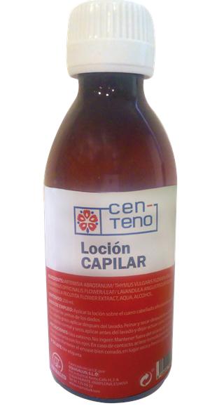 Loción capilar anticaida Centeno de Equisalud