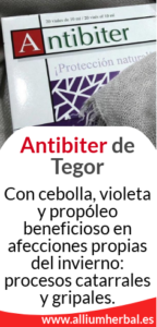 Antibiter 20 viales 10 ml de Tegor