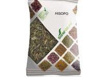 Hisopo bolsa 40 gr de Soria Natural, calma la tos