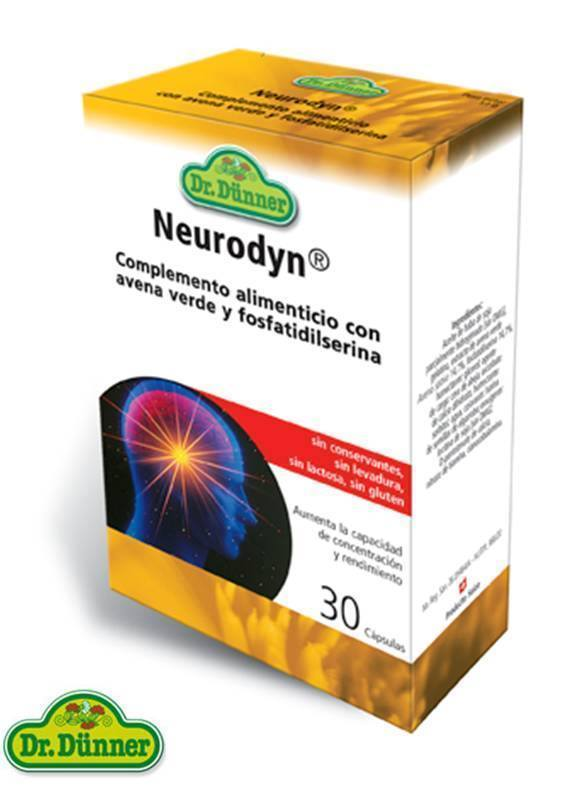 Neurodyn por y para una mente que trabaja.