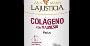 Colágeno con magnesio en polvo de Ana Maria Lajusticia cuida tus articulaciones