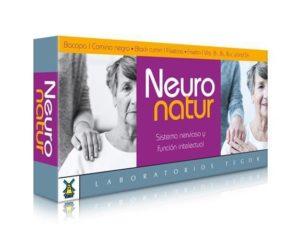 Neuronatur 40 cápsulas de Laboratorios Tegor