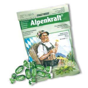 Alpenkraft caramelos 75 gramos de Salus de venta en nuestra tienda online