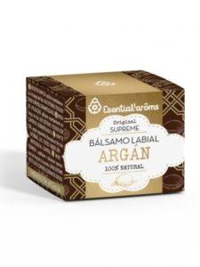 Bálsamo labial de Argán bio de Esential Aroms, cuida y repara tus labios