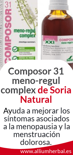 Composor 31 Meno-Regul Complex XXI, 50 ml de Soria Natural