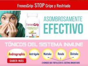Frenes Grip de Sura Vitasan ayuda a normalizar tu sistema inmune