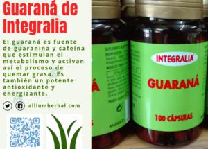 Propiedades del Aceite de guaraná