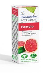 Aceite esencial de pomelo de Esential Aroms trata la fatiga muscular