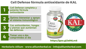 Cell defense de KAL