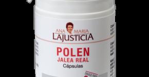 Polen con jalea real de Ana Maria Lajusticia