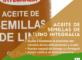 Aceite de Semillas de Lino 1000 mg rico en Omega 3 90 perlas de Integralia