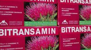 Bitransamin 60 cápsulas de Dietéticos Intersa
