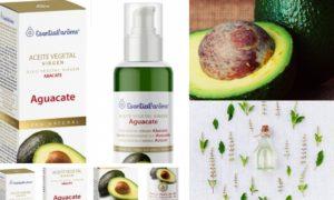 Aceite vegetal virgen de aguacate 100 ml de Esential'Aroms