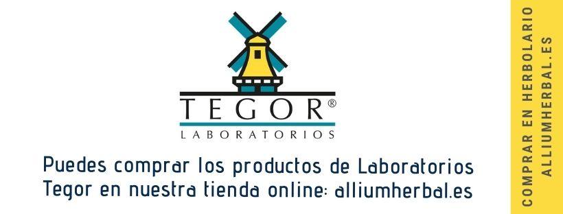 Comprar productos de Tegor en alliumherbal.es