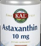 Astaxantina 10 mg 30 capsulas de Solaray