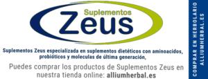 Suplementos ZEUS