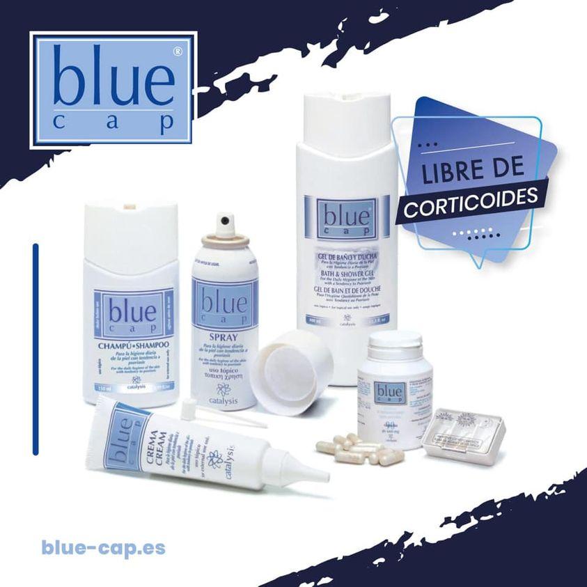 BlueCap tratamiento de la psoriasis